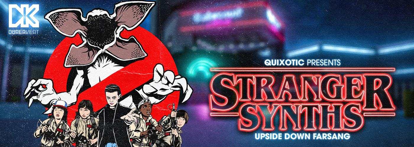 Stranger Synths: Upside Down Farsang