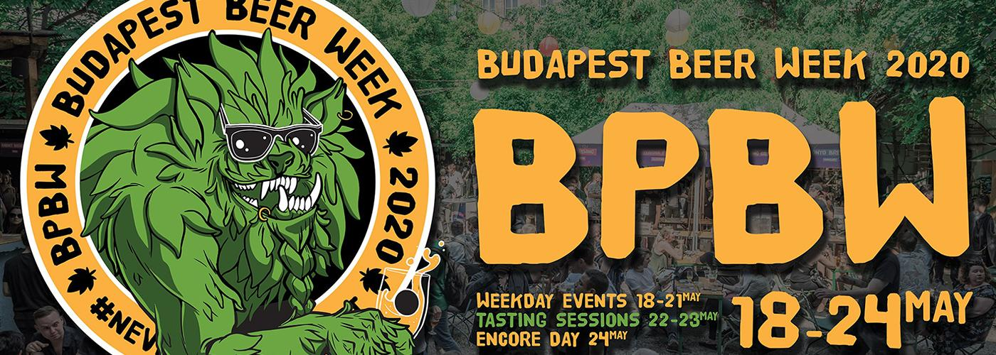 Elmarad! - BPBW 2020 | Budapest Beer Week afterparty