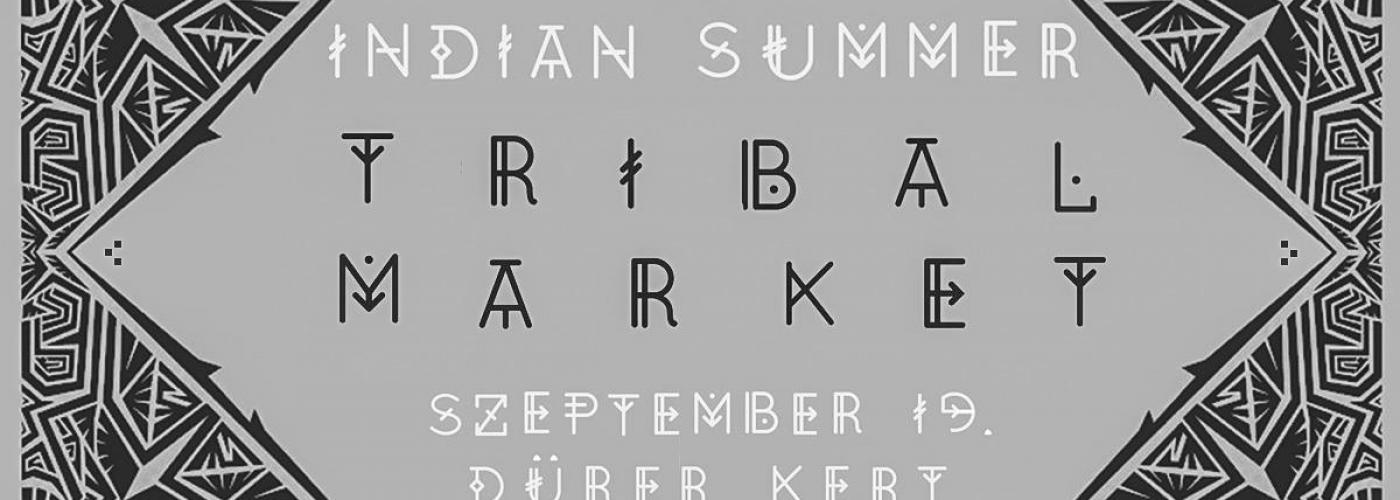 Tribal Market - Indian Summer 2020