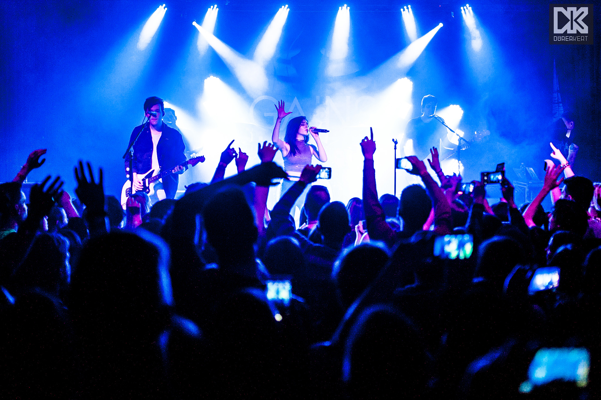 Against The Current, guest: Hunger - photos: Roland Pozsonyi