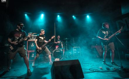 Noisem x Corrupt Moral Altar + support (Fotók: Bands Through The Lens)