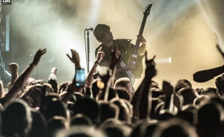 August Burns Red (US), ERRA (US), Currents (US) - Photos: Lajos Somogyi
