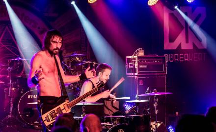 At The Gates (S), Truckfighters (S) - photo: Zoltán Adrián