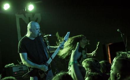 Undead 2015: Nile (USA), Suffocation (USA), Embryo (I), Kill With Hate, Gutted, Age Of Agony, Gravecrusher - fotó: Adrián Zoltán