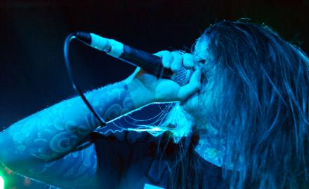 CALIBAN (D), AS BLOOD RUNS BLACK (USA), ADEPT (SWE), FOR TODAY (USA)