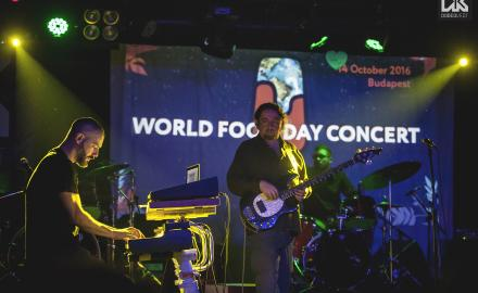 FAO presents: World Food Day Concert 2016 - photos: Roland Pozsonyi