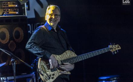 Mike Stern & Dave Weckl Band feat. Tom Kennedy, Bob Malach (USA) - photos: Roland Pozsonyi