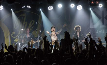 The Darkness (UK) - fotó: Lékó Tamás