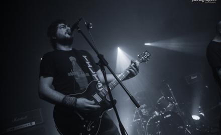 Torche (USA), guest: Torn From Earth (H) - photo: Évi Máté