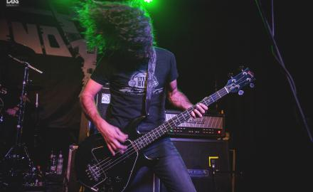 Voivod (CAN), guests: Earth Ship (D), Perihelion - photos Roland Pozsonyi