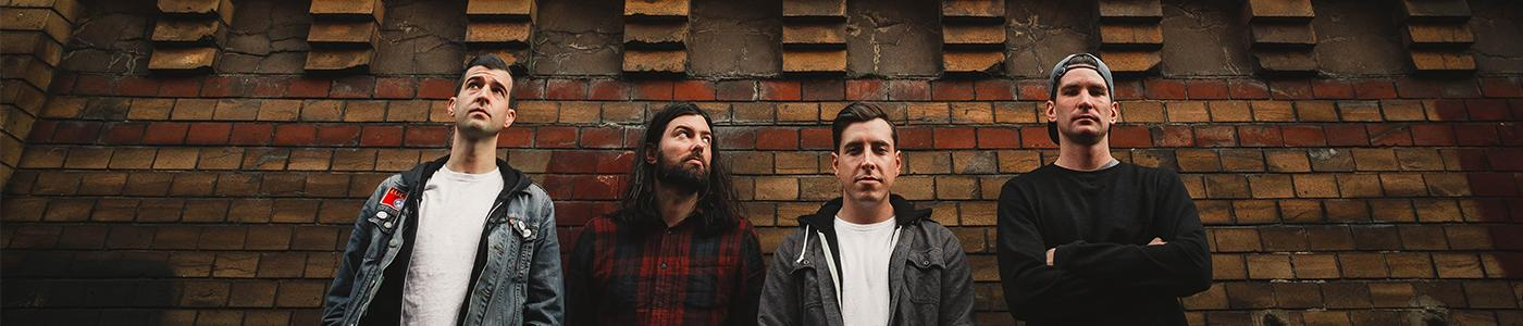 Defeater (US), Dead Swans (UK), Swain (NL)