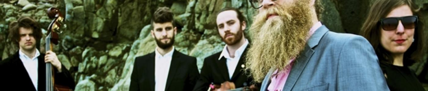 Ben Caplan & The Casual Smoke