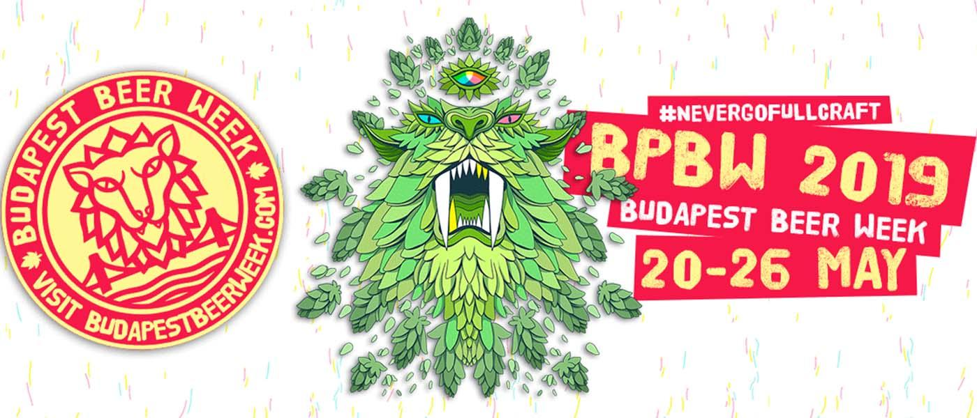 BPBW 2019 | Budapest Beer Week - Tasting Sessions Day 2