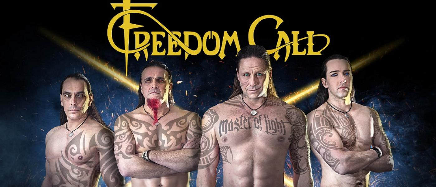 Freedom Call (D), Dragony (AT)